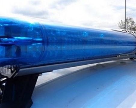 МВР издирва 36-годишен от Мадан, опитал да прегази двама полицаи
