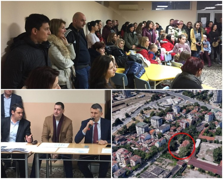 Пряка демокрация в Пловдив! Жителите на Съдийски поискаха, гласуваха и получиха заветното