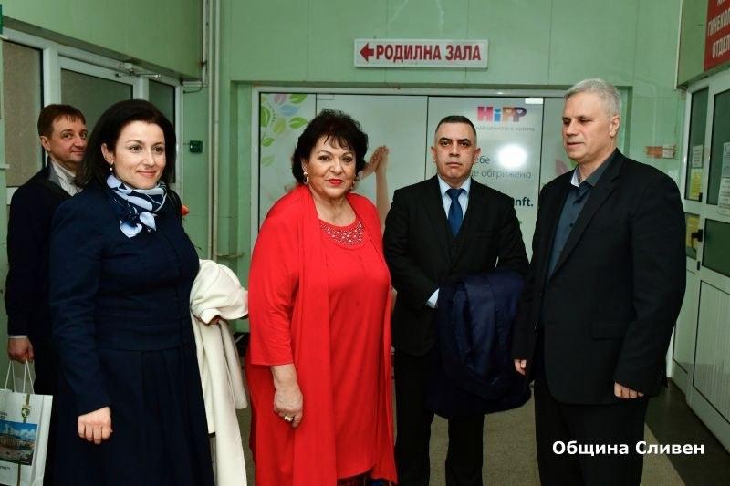 Саксонска принцеса дари 230 000 хил. евро за 5 болници у нас