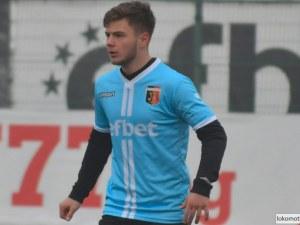 Талант на Локо с повиквателна за националния отбор до 18 години
