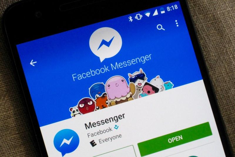 Триенето на съобщения във Facebook вече е факт