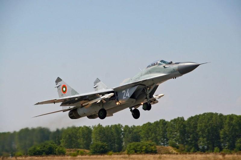Унгария пусна в продажба самолети Миг-29 на безценица