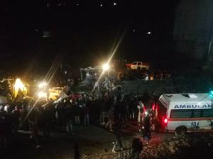 13 жертви в кървава катастрофа до Скопие