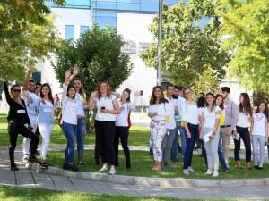 Кандидатите за лекари посрещат в Медицински университет-Пловдив