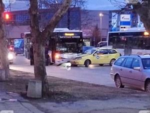 Две пътнички са пострадали при катастрофата между автобус и такси в Тракия