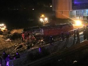 Син на депутат е сред загиналите при автобусната катастрофа в Македония ВИДЕО