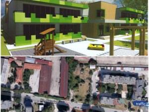 Вдигат нова детска градина в Пловдив с 2 млн. лева от Европа СНИМКИ