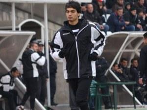 Атлетик (Куклен) привлече тренирал с първия отбор на Манчестър Сити