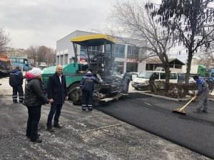 Изградиха два нови паркинга в Тракия