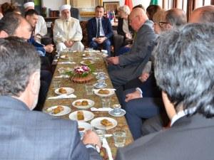Кафе на толерантността пиха в Джумая джамия СНИМКИ