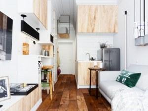 Как най-практично да обзаведем малкия апартамент? СНИМКИ