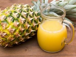 Оставете сиропа за кашлица! Пийте сироп от ананас - 5 пъти по-ефективен е