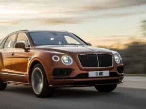 Bentley показа най-бързия SUV автомобил в света ВИДЕО