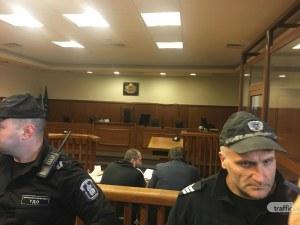 Викат линейка за Митьо Очите в съда! Желязков кърви, твърди адвокатът му СНИМКИ и ВИДЕО
