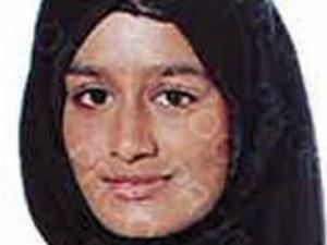 Британската тийнейджърка, присъединила се към ИДИЛ, е родила момченце