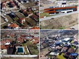 Палати никнат в пловдивския квартал, който ще е отправна точка за разширяването на града ВИДЕО