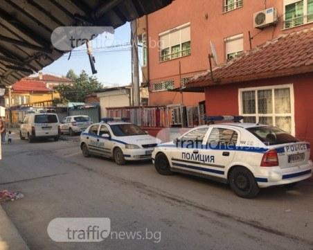 Арестуваха 14 души по време на акция за наркотици в Пловдив