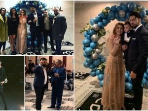 Фики Стораро вдигна пищно парти за 1-вия рожден ден на сина си Тунчер СНИМКИ
