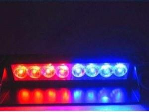 Нова мода! Богати наследници се возят със сини лампи като полицаи