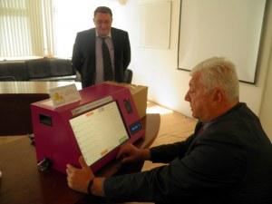 Пловдивчани ще могат да тестват машините за ел. гласуване