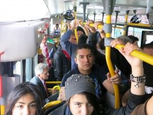 Пот, парфюм… Букет от миризми в автобуса! Душът – задължителен!?