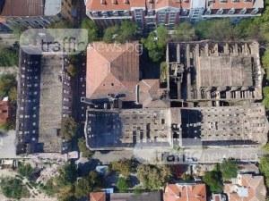 Пожарната накрак! Отново се запали тютюнев склад в Пловдив