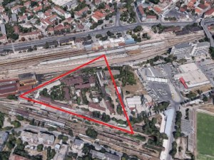 Реститути продават 20 декара до Централна гара в Пловдив за рекордна цена