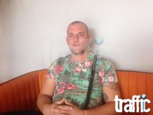 Синът на двойния убиец Божо Атанасов е задържаният при зрелищния арест в Пловдив