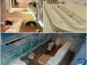 Уникални части от Римския стадион ще останат скрити от погледите на пловдивчани СНИМКИ