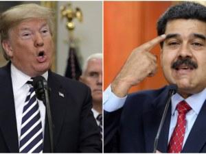 Тръмп заплаши подкрепящите военни Мадуро: Ще загубите всичко