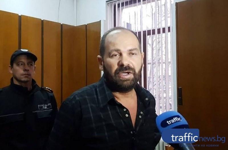 Рончев иска да излезе от ареста, платил е