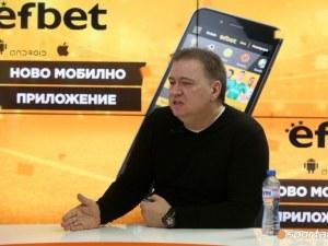 Футболен мениджър разкри откъде има интерес към Неделев - Евразия