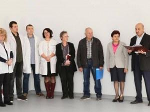 Модернизираха учебна зала във Факултета по фармация в Пловдив