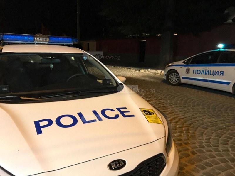 Пиян водач счупи ръката на полицай при опит да избяга от проверка