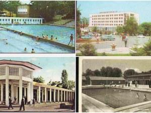На градски плаж или баня край Пловдив… преди десетилетия СНИМКИ