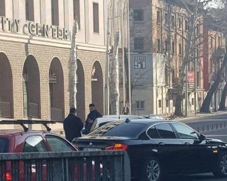 Катастрофа затапи движението на Сточна гара в Пловдив СНИМКА