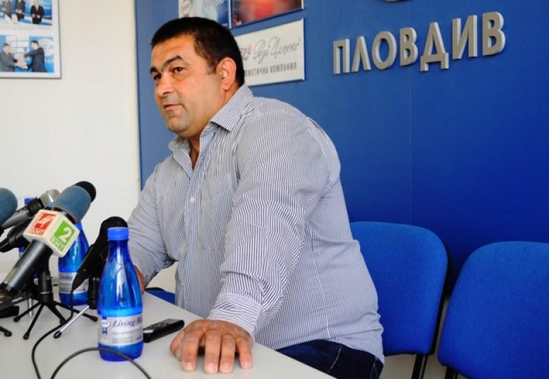 Общинският съветник Мавродиев - задържан след четири