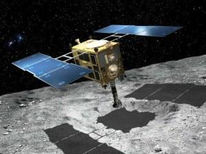 Космическият апарат Хаябуса – 2