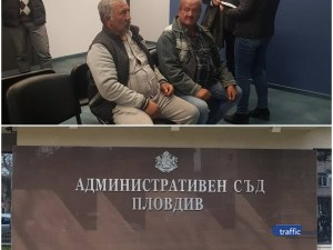 Съдът решава законни ли са ромските постройки във Войводиново СНИМКИ+ВИДЕО