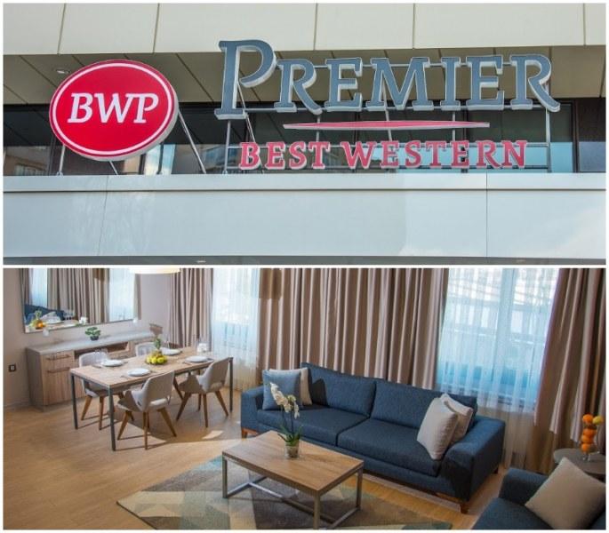 Международният бранд Best Western Premier отвори първия си луксозен хотел в Пловдив СНИМКИ