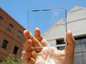 Бъдещето: Прозрачни слънчеви панели върху прозорците СНИМКИ и ВИДЕО