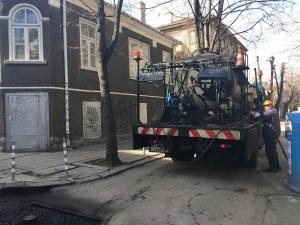 Кърпят с 38 милиона 1200 улици в София