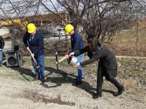 Започна ремонтът на четири улици в Раковски за близо 2 млн. лева СНИМКИ