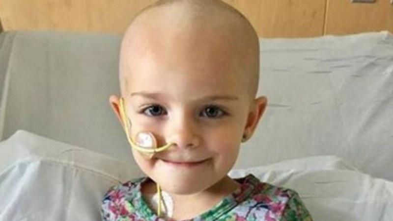 Преглед при зъболекаря и разбираш, че страдаш от рак: Историята на 5-годишната Хънтър