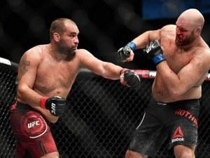 Багата прибира тлъста сума за първата си победа в UFC ВИДЕО