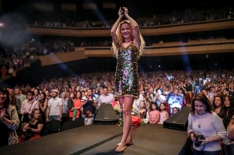 Деси Добрева преди концерта в Пловдив: Да се слеем в едно сърце, една душа, един народ