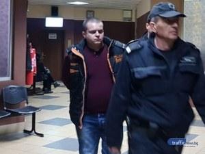 Близките на убития доцент в Пловдив искат 310 000 лева обезщетение