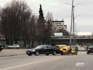 Катастрофа затапи булевард