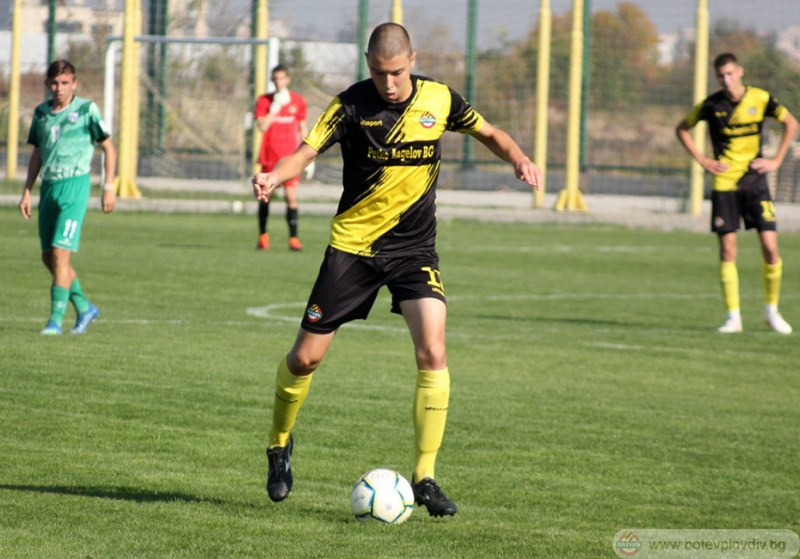 Трима юноши на Ботев в националния отбор
