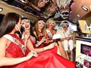 Моминското парти на Софи Маринова - в код червено СНИМКИ и ВИДЕО